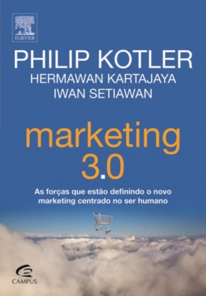 Capa da aula Marketing 3.0: centrado no ser humano