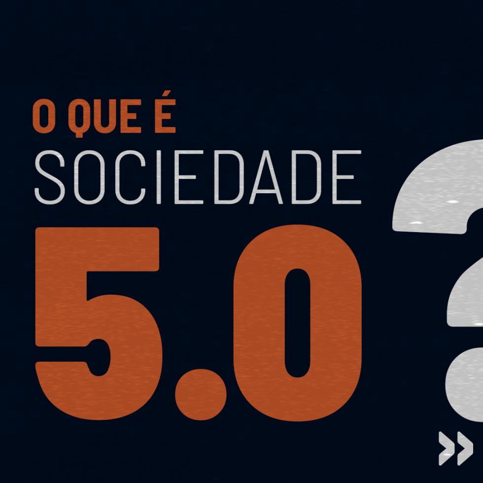 Capa da aula Sociedade 5.0: a tecnologia à serviço do bem-estar do homem